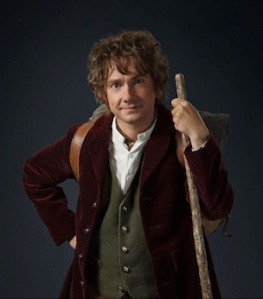 Bilbo Bagins from the Hobbit