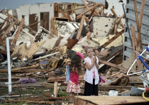 Children in Moore, OK