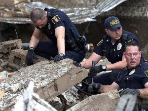First Responders to OK tornado