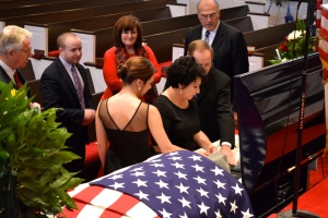 Wolfe Funeral