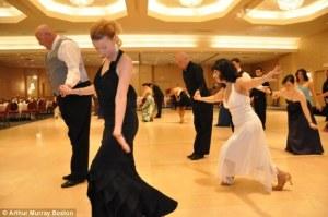 Adrianne Haslet-Davis Dancing