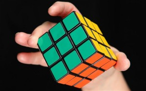 rubiks-cube completed