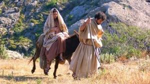 Mary and Joseph to Bethlehem I