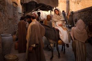 Mary and Joseph in Bethlehem