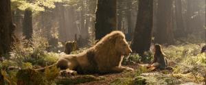 Lucy and Aslan II