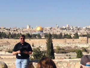 Israel Tour Guide Dyer